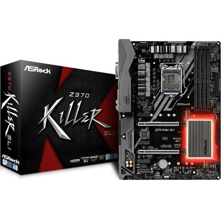 Placa de baza Asrock Z370 KILLER SLI Intel LGA1151 ATX