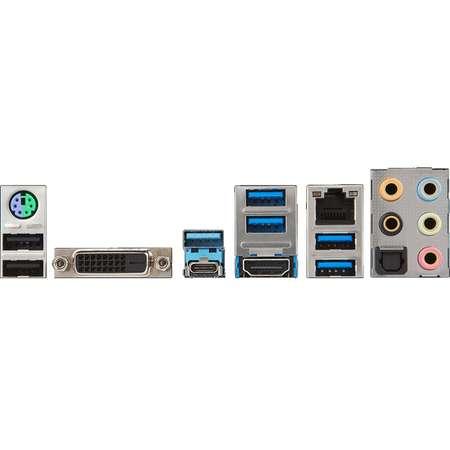 Placa de baza MSI Z370 SLI PLUS Intel LGA1151 ATX