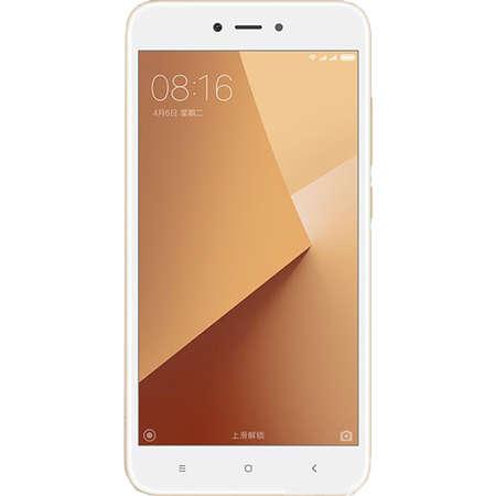 Smartphone Xiaomi Redmi Note 5A 16GB Dual Sim 4G Gold
