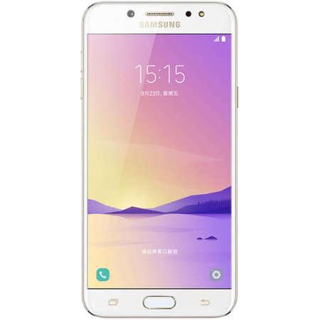 Smartphone Samsung Galaxy C8 C7100 64GB Dual Sim 4G Gold