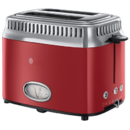 Prajitor de paine Russel Hobbs 21680-56 Retro 1200W Red