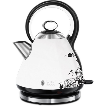 Fierbator Russel Hobbs 21963-70 Legacy Floral 2400W 1.7l White