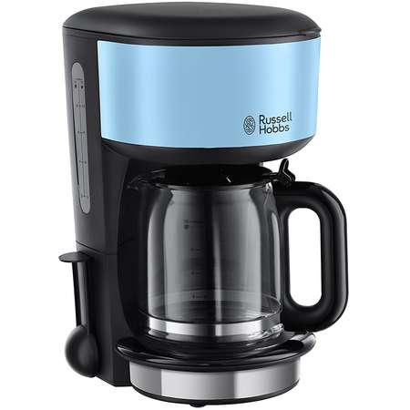 Cafetiera Russel Hobbs 20136-56 Colours Plus 1000W 1.25l Heavenly Blue