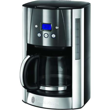Cafetiera Russel Hobbs 23241-56 Luna Moonlight Grey 1000W 1.8l
