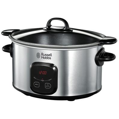 Multicooker Russel Hobbs 22750-56 Slow Cooker MaxiCook 200W 6l Inox