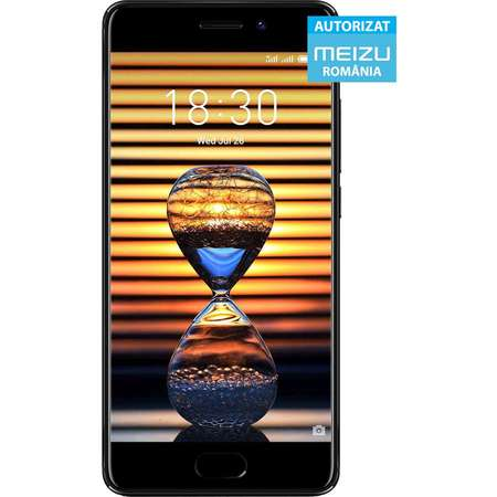 Smartphone Meizu Pro 7 64GB Dual Sim 4G Black