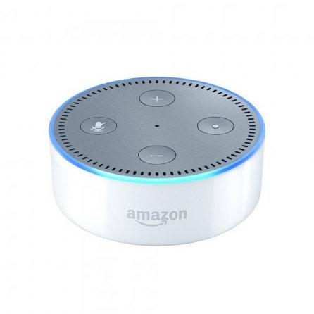 Boxa Portabila Echo Dot 2nd Gen Alb