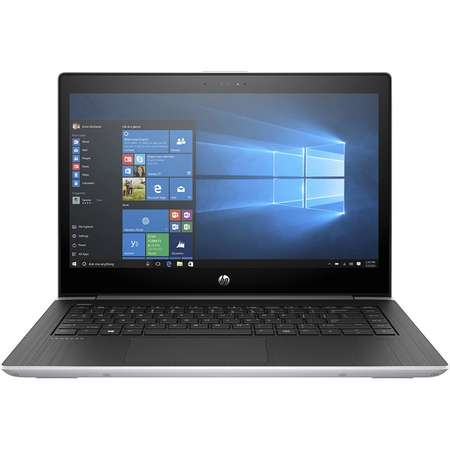 Laptop HP ProBook 440 G5 14 inch Full HD Intel Core i7-8550U 8GB DDR4 256GB SSD nVidia GeForce 930MX 2GB FPR Windows 10 Pro Silver