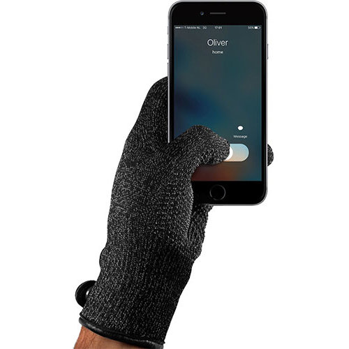 Manusi Touchscreen Mujjo-glkn-011-m Single Layered M