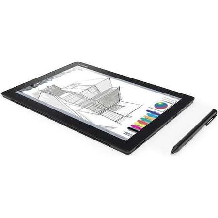 Laptop Lenovo IdeaPad Miix 720 IKB 12 inch Quad HD Touch Intel Core i5-7200U 4GB DDR4 128GB SSD Windows 10 Pro Black