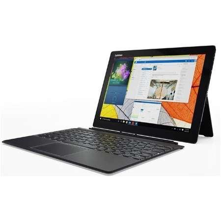 Laptop Lenovo IdeaPad Miix 720 IKB 12 inch Quad HD Touch Intel Core i7-7500U 8GB DDR4 256GB SSD Windows 10 Pro Black