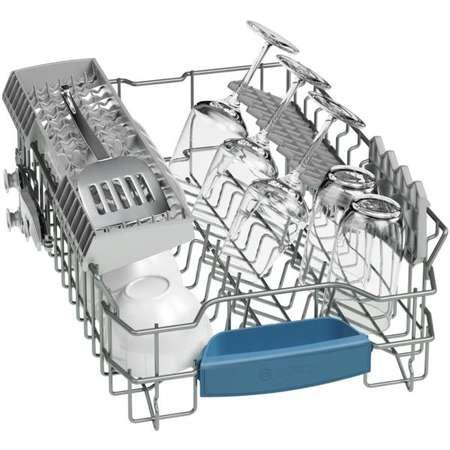 Masina de spalat vase Bosch SPS53E28EU 9 seturi 5 programe Clasa A+ Inox