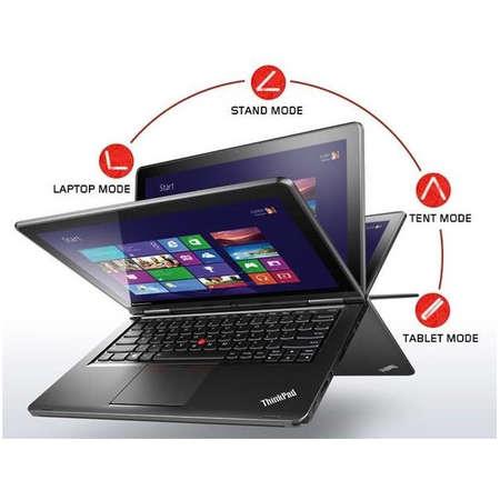 Laptop refurbished Lenovo ThinkPad S1 Yoga 12.5 inch Full HD Touch Intel Core i5-4200U 8GB DDR3 128GB SSD