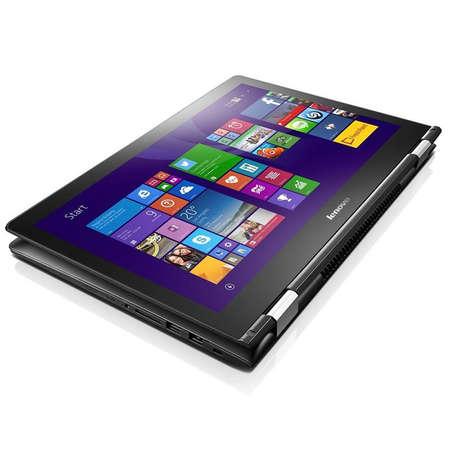 Laptop refurbished Lenovo Yoga 510-14ISK 14 inch FHD Touch Intel Core i5-6200U 8GB 128GB SSD Radeon R5 M430 Win10 Home