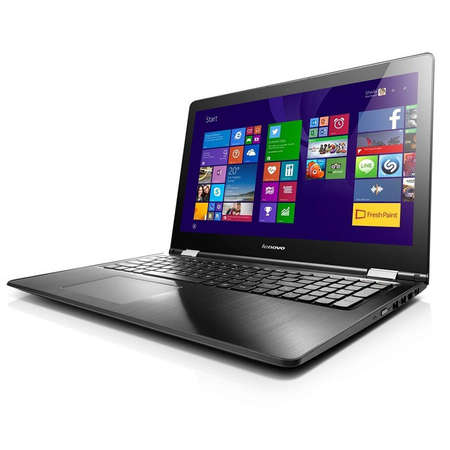 Laptop refurbished Lenovo Yoga 510-14ISK 14 inch FHD Touch Intel Core i5-6200U 8GB 128GB SSD Radeon R5 M430 Win10 Home