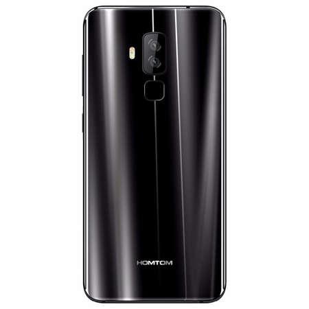 Smartphone HomTom S8 64GB Dual Sim 4G Black