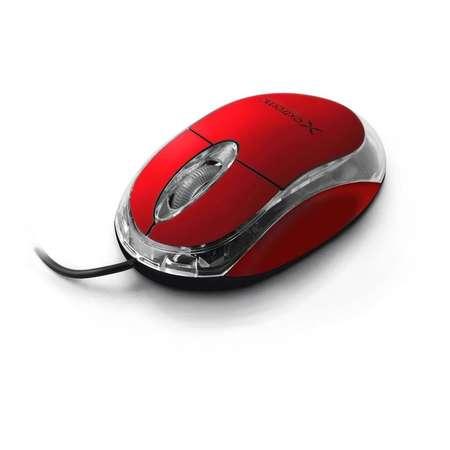 Mouse Esperanza Extreme XM102R USB 1000 dpi Rosu