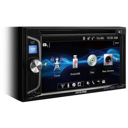 multimedia player auto alpine ive w560bt. Black Bedroom Furniture Sets. Home Design Ideas