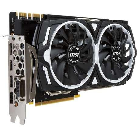 Placa video MSI nVidia GeForce GTX 1070 Ti Armor 8GB DDR5 256bit