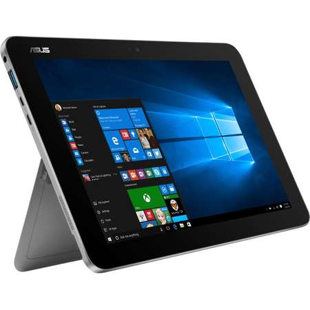 Laptop Asus Transformer Mini T102HA-GR046T 10.1 inch WXGA Touch Intel Atom x5-Z8350 2GB DDE3 64GB eMMC Windows 10 Home Grey