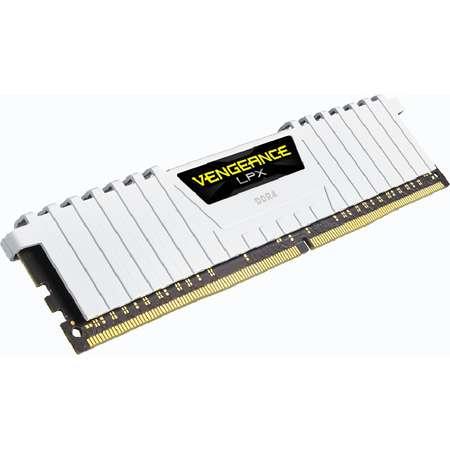 Memorie Corsair Vengeance LPX White 16GB 3000 MHz CL15 Dual Channel Kit