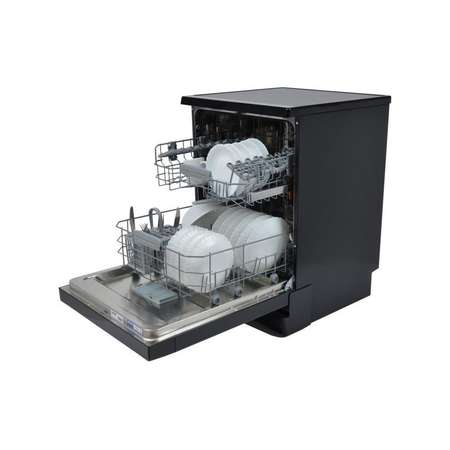 Masina de spalat vase Hotpoint Ariston LFD 11M121 B A++ 14 seturi 11 programe neagra