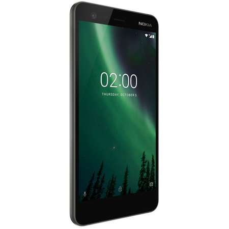 Smartphone Nokia 2 8GB Dual Sim 4G Black