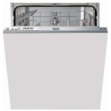 Masina de spalat vase incorporabila Hotpoint Ariston LTB 4B019 A 13 seturi 4 programe alba