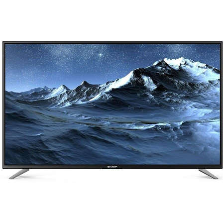 Televizor Sharp LED 49 CFE5002 124cm Full HD Black