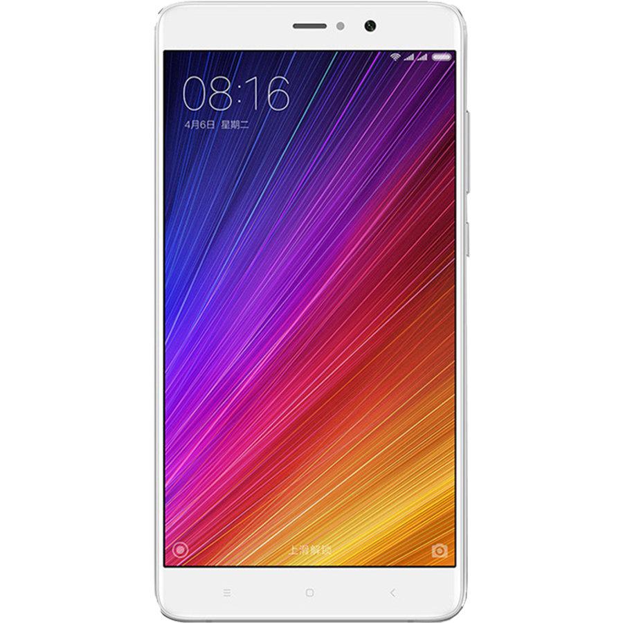 Smartphone Mi 5s Plus 64GB Dual Sim 4G White Silver thumbnail
