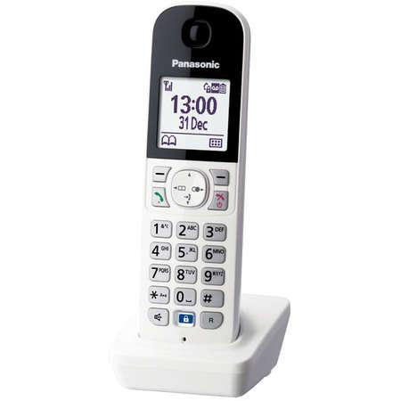 Telefon DECT pentru sistem Smart Home Panasonic KX-HNH100FXW Black