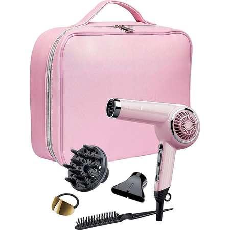 Uscator de Par Remington D4110OP Retro Pink Lady 2000W 3 trepte temperatura
