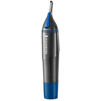 Trimmer pentru nas si urechi Remington NE3850 Nano Series Black / Blue