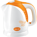 Fierbator Sencor SWK1503OR 2000W 1.5l White / Orange