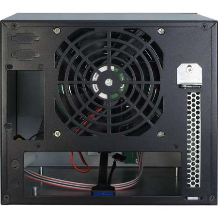 Carcasa server NAS fara sursa Inter-Tech SC-4004 Black