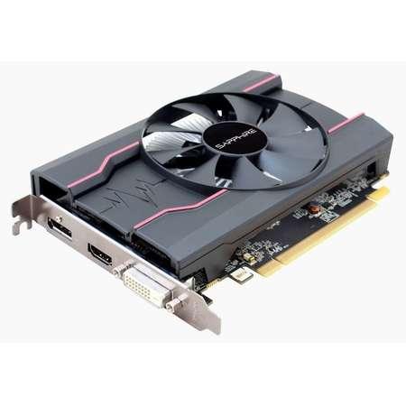 Placa video Sapphire AMD Radeon RX 550 PULSE 4GB DDR5 128bit UEFI
