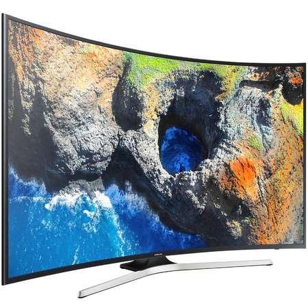 Televizor Samsung LED Smart TV Curbat UE55MU6202 139cm Ultra HD 4K Black