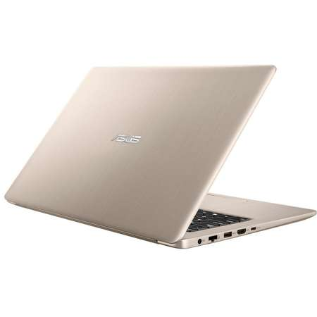 Laptop Asus VivoBook Pro 15 N580VN-DM052 15.6 inch FHD Intel Core i7-7700HQ 4GB DDR4 1TB HDD nVidia GeForce MX150 2GB Gold