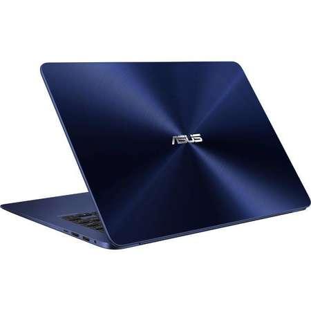 Laptop Asus ZenBook UX530UQ-FY032R 15.6 inch FHD Intel Core i7-7500U 16GB DDR4 512GB SSD nVidia GeForce 940MX 2GB Windows 10 Pro Blue