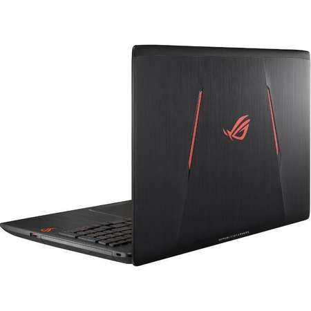 Laptop Asus ROG GL553VE-FY035 15.6 inch FHD Intel Core i7-7700HQ 16GB DDR4 1TB HDD nVidia GeForce GTX 1050 Ti 4GB Endless OS Black