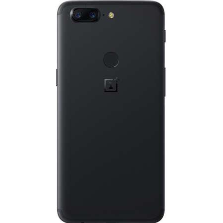 Smartphone OnePlus 5T 64GB Dual Sim 4G Black