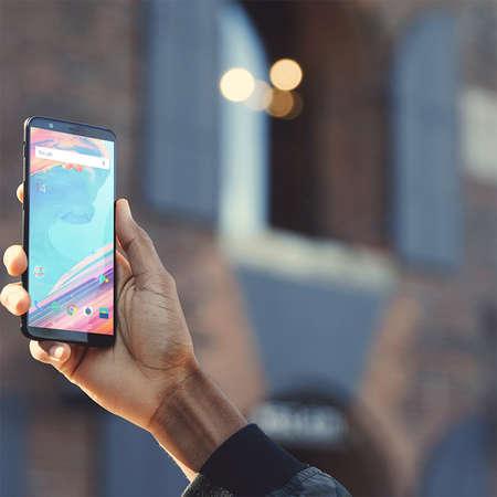 Smartphone OnePlus 5T 128GB Dual Sim 4G Black