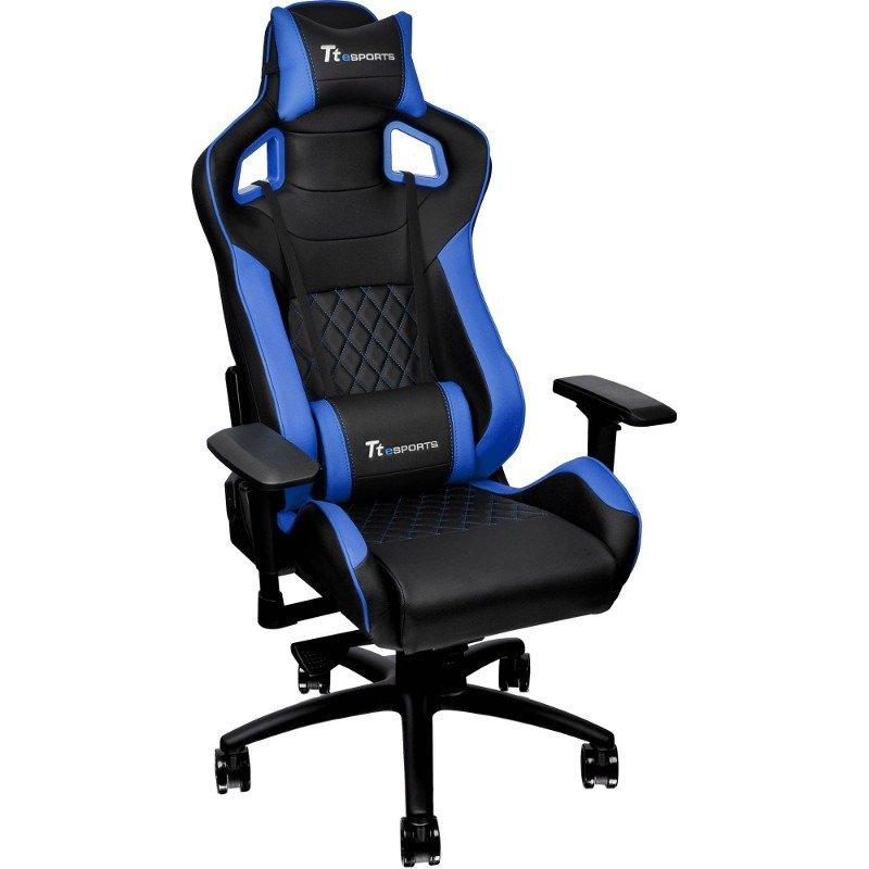 Scaun gaming Tt eSPORTS by GT Fit Black / Blue