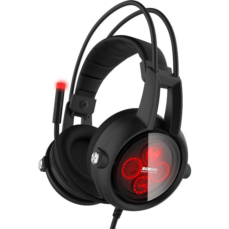 Casti Gaming G95x Real 5.2 Surround