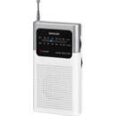 SRD 1100 W FM/AM White