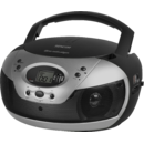 CD Player Sencor SPT 229 B CD/USB/MP3 Radio AM/FM Black / Silver