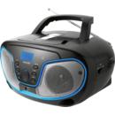 SPT 231 CD/MP3/USB Black / Blue