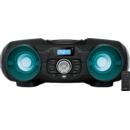 SPT 5800 CD/MP3/USB/BT/AUX Black