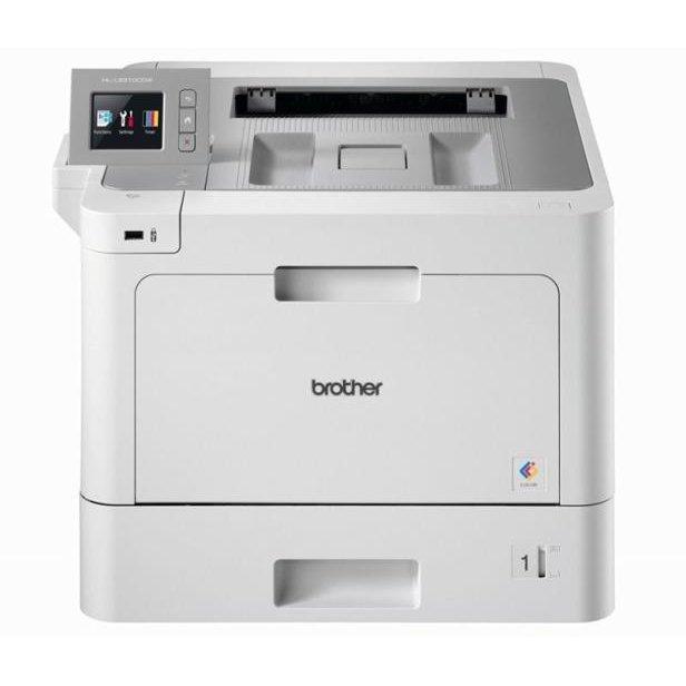 Imprimanta laser color HLL9310CDWR A4 USB Ethernet Wifi NFC Duplex Alb thumbnail