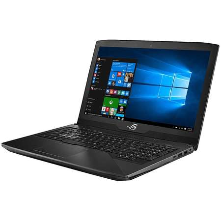 Laptop Asus ROG GL503VM-GZ266 15.6 inch FHD Intel Core i7-7700HQ 16GB DDR4 1TB HDD nVidia GeForce GTX 1060 6GB Black